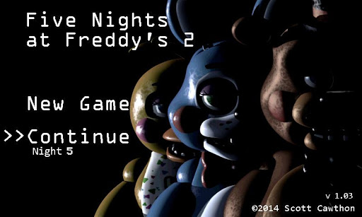 Five Nights at Freddys 2 Demo 1.07 preview 1
