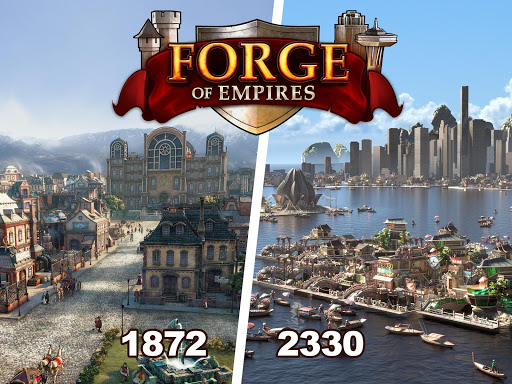Forge of Empires 1.158.0 preview 1