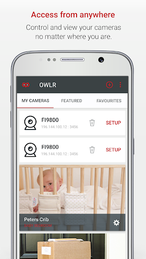 Foscam IP Cam Viewer by OWLR 2.7.16 preview 2