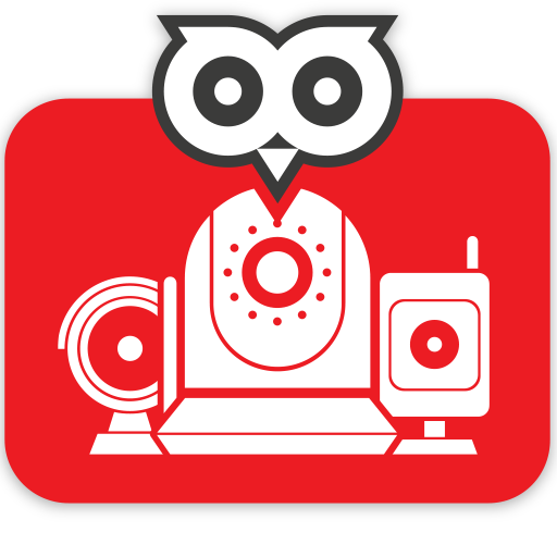 Foscam IP Cam Viewer by OWLR logo