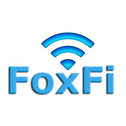 FoxFi Key (supports PdaNet) logo