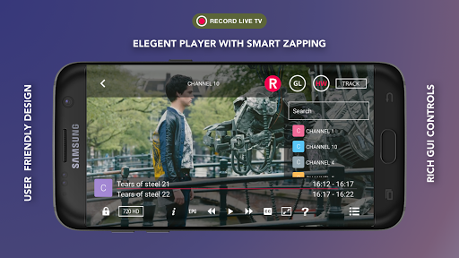 GSE SMART IPTV 7.2 preview 2