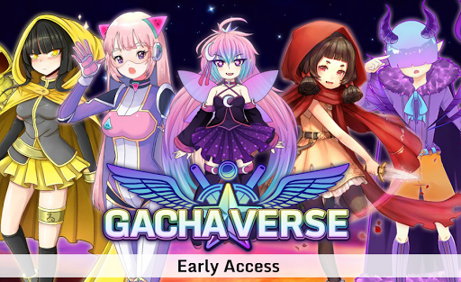Gachaverse RPG amp Anime Dress Up 0.7.8 preview 1