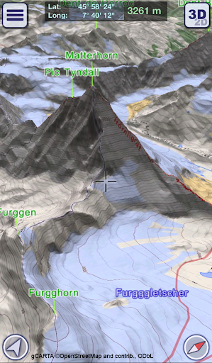 GeoFlyer Europe 3D – Offline Maps GPS Routing 2.2.1 preview 1