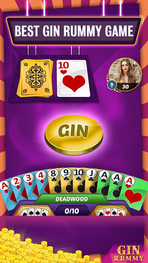 Gin Rummy Online – Multiplayer Card Game 12.2 preview 1
