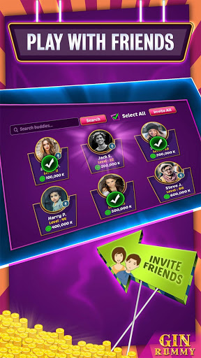 Gin Rummy Online – Multiplayer Card Game 12.2 preview 2
