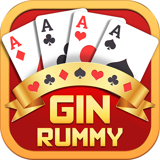 Gin Rummy Online - Multiplayer Card Game logo