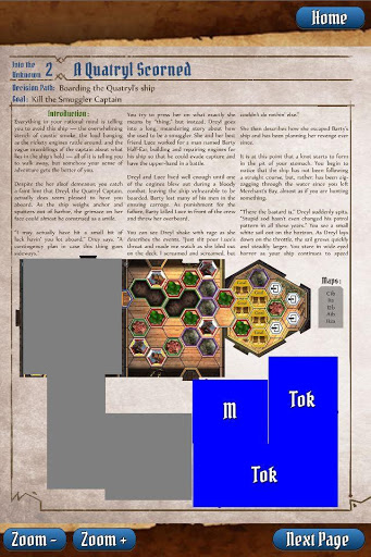 Gloomhaven Scenario Viewer Extras 1.3 preview 2