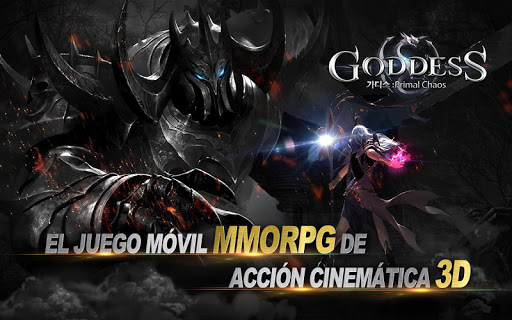 Goddess Primal Chaos – MMORPG de accin 3D preview 2