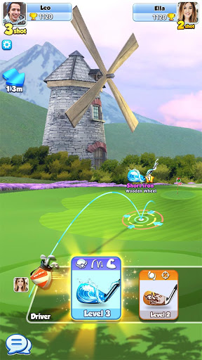 Golf Rival 2.17.1 preview 2