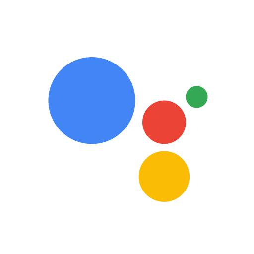 Google Assistant - Get things done, hands-free logo