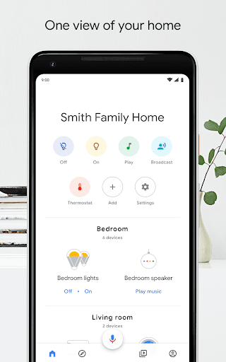 Google Home 2.13.1.10 preview 1