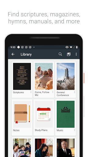 Gospel Library 5.2.2 52081.35 preview 1