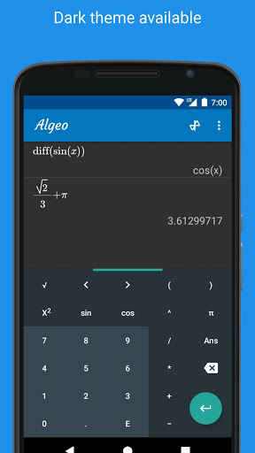 Graphing Calculator – Algeo Free Plotting 2.14.1 preview 2
