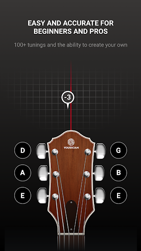 GuitarTuna – Tuner for Guitar Ukulele Bass amp more 5.3.0 preview 2