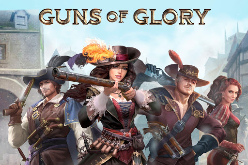 Guns of Glory Build an Epic Army for the Kingdom 3.6.2 preview 1