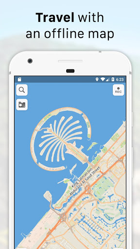 Guru Maps – Offline Maps amp Navigation 4.0.4 preview 1