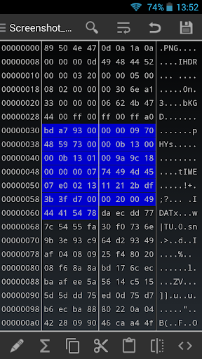 HEX Editor 2.7.6 preview 1