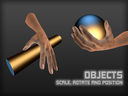 Hand Draw 3D Pose Tool FREE 2.18 preview 2