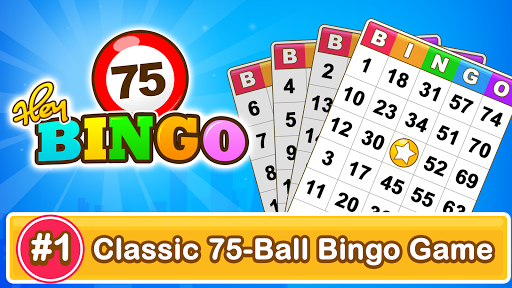 Hey Bingo Free Bingo Game version 1.1.8 preview 1