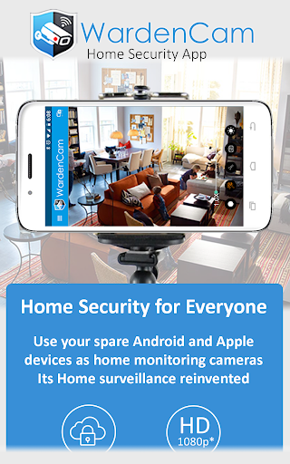 Home Security Camera WardenCam – reuse old phones 2.6.3 preview 1