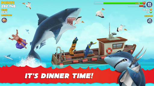 Hungry Shark Evolution 6.7.8 preview 1
