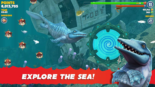 Hungry Shark Evolution 6.7.8 preview 2