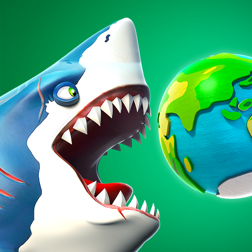Hungry Shark World logo