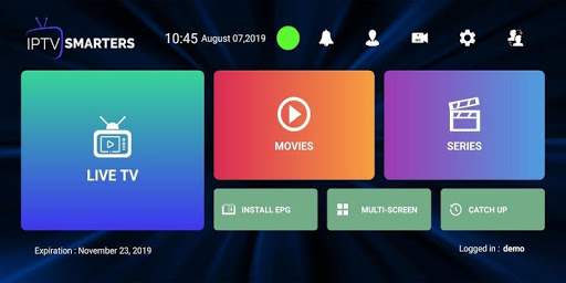 IPTV Smarters Pro 2.2.1 preview 2