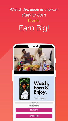 InstaNaira – Get Free Airtime and Cash in Nigeria preview 2
