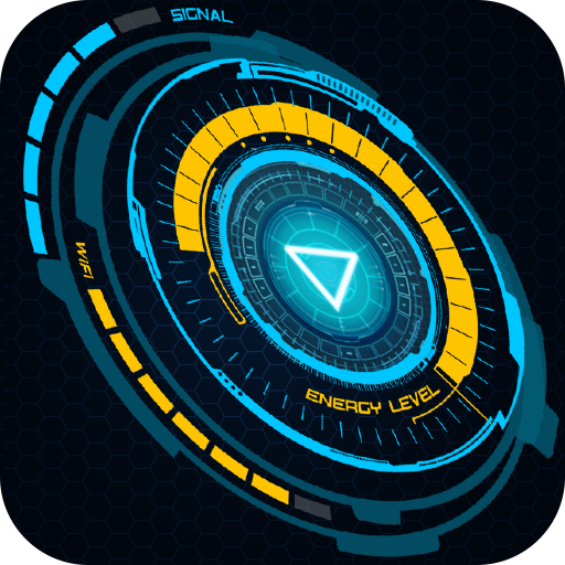 Jarvis Arc Theme For Computer Launcher logo