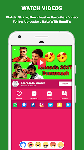 Kannada Dubsmash Videos Short Videos 2.3 preview 2