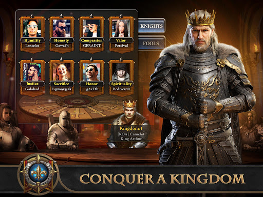 King of Avalon Dragon War Multiplayer Strategy 6.4.1 preview 1