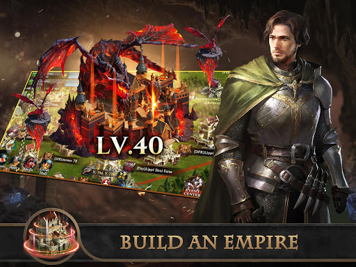 King of Avalon Dragon War Multiplayer Strategy 6.4.1 preview 2
