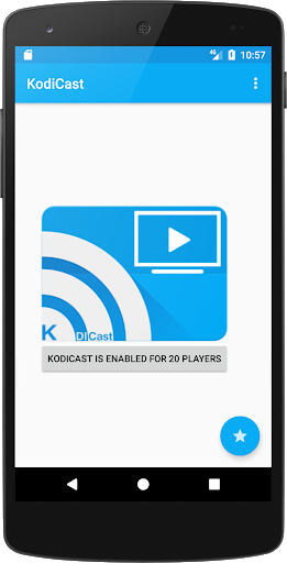 KodiCast 1.3 preview 1