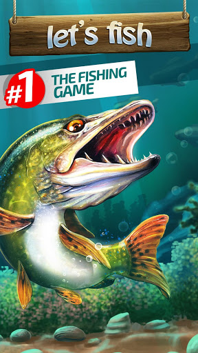 Lets Fish Sport Fishing Games. Fishing Simulator 5.2.0 preview 1