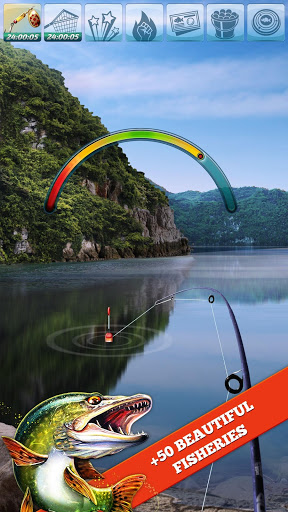 Lets Fish Sport Fishing Games. Fishing Simulator 5.2.0 preview 2