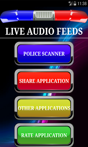 Live Police Scanner 1.5 preview 1