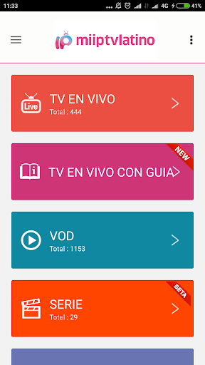 MI IPTV LATINO 1.1 preview 2