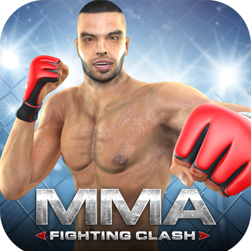 MMA Fighting Clash logo
