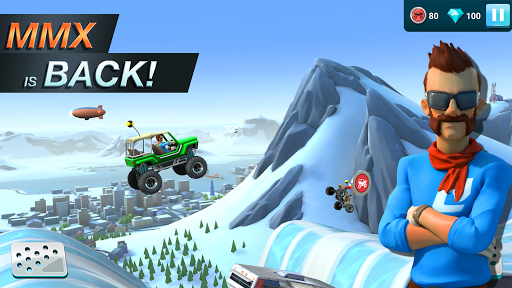 MMX Hill Dash 2 Offroad Truck Car amp Bike Racing 5.01.11586 preview 1