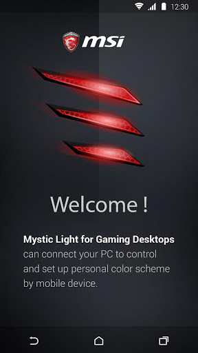 MSI Mystic Light for Desktop 0.0.0.3 preview 1