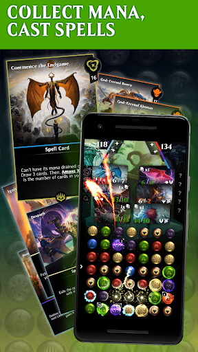Magic The Gathering – Puzzle Quest 3.6.1 preview 1
