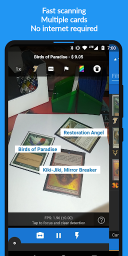 Magic the Gathering MTG Card Scanner Delver Lens 3.46 preview 1
