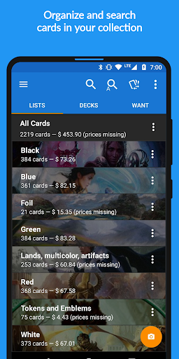 Magic the Gathering MTG Card Scanner Delver Lens 3.46 preview 2