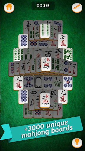 Mahjong Gold 3.35.1 preview 1