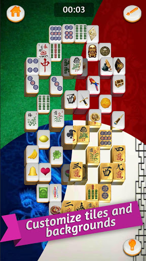 Mahjong Gold 3.35.1 preview 2
