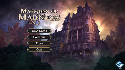 Mansions of Madness 1.7.4 preview 1