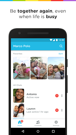 Marco Polo – Video Chat for Busy People 0.233.0 preview 1