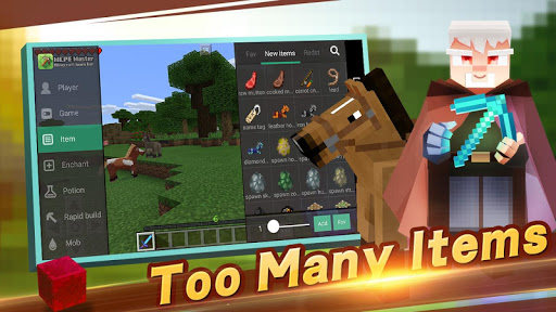 Master for MinecraftPocket Edition-Mod Launcher 2.2.5 preview 1